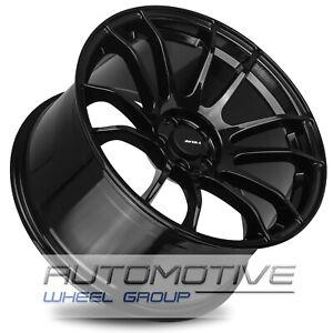 Avid1-AV20-Rims-18x9-5-38-5x114-3-Gloss-Black-WRX-Civic-TL-STI-RSX-Lancer-IS300
