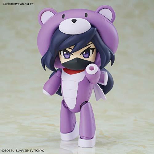 Bandai HG PETIT/'GGUY 557148 Chara Guy Ayame 1//144 Scale Kit