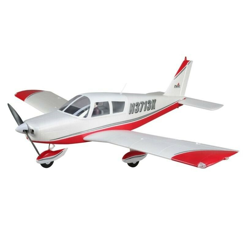 E-flite CHEROKEE volo modello 1.3m BNF BASIC CON as3x e Safe Select-efl5450