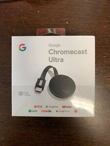 Google-Chromecast-Ultra-Brand-new-in-the-box-2018-new-packing