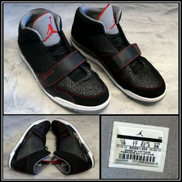 best supplier various design authentic quality Jordan Air Flight Club 90's Mens Basketball Shoes 602661-004 Sz ...