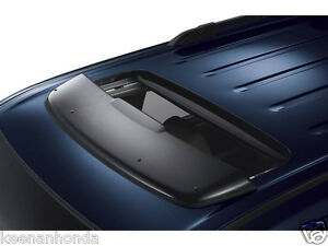 Genuine OEM Honda Pilot Moonroof Visor 2009 - 2015 Sunroof Sun Roof ... 004575b74a3
