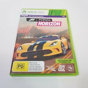 FORZA HORIZON (Microsoft XBOX 360) PAL Video Game