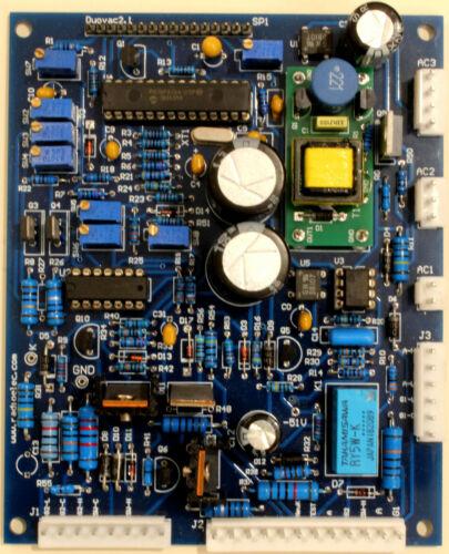 NEW DIGITAL ALL VACUUM TUBES TESTER KIT LAMPEMETRE DIGITAL COMPLET DUOKIT 2