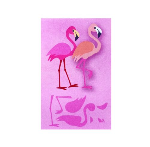 Flamingo Metal Die Cut stencil Eline/'s Birds Marianne Craft Cutting Dies