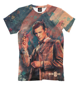 Doctor Who t-shirt - HD print fantasy tee TV series mystic