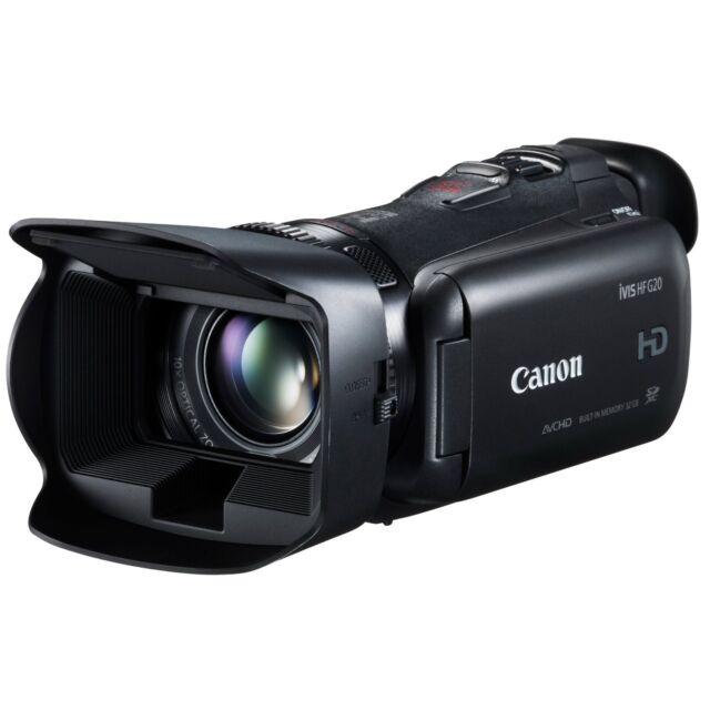 Canon Vixia HF G20 iVis Legria NTSC (NEW 100%)