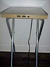 Retro Folding Projector Table Vintage