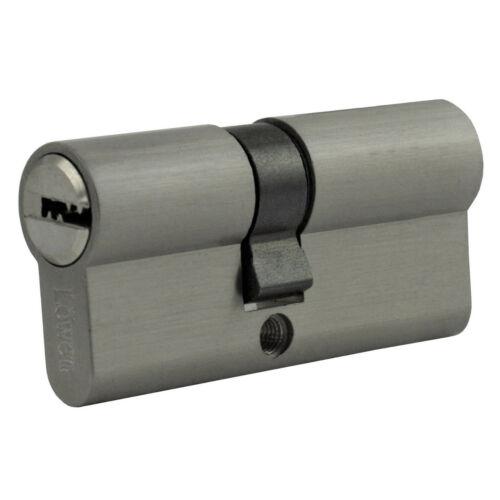 7x Profilzylinder 65mm 30//35 35x Schlüssel Tür Zylinder Schloss gleichschließend