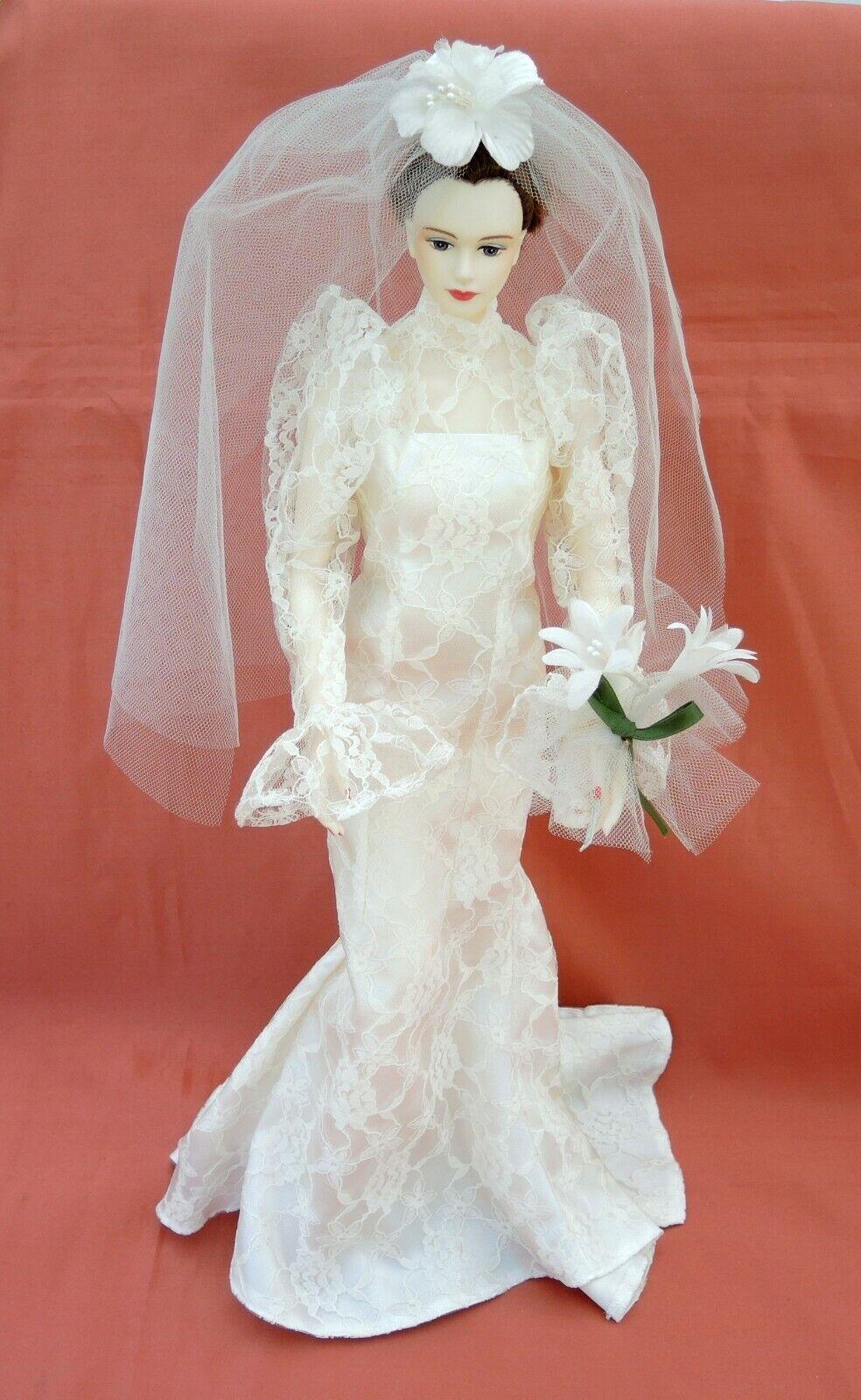 Poupée LADY LUMINOUS de TAKARA en mariée 1