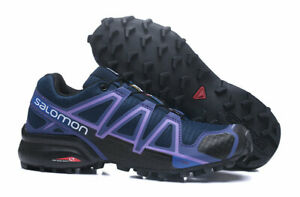 Women-039-s-Salomon-Speedcross-4-Training-Running-Sports-Outdoor-Hiking-Shoes