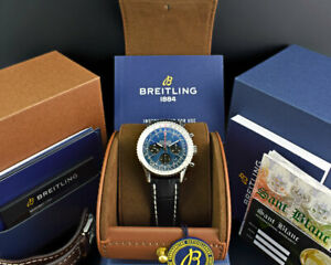 BREITLING-2019-43mm-Steel-Navitimer-01-B01-AB0121211C1P3-Blue-Dial-SANT-BLANC
