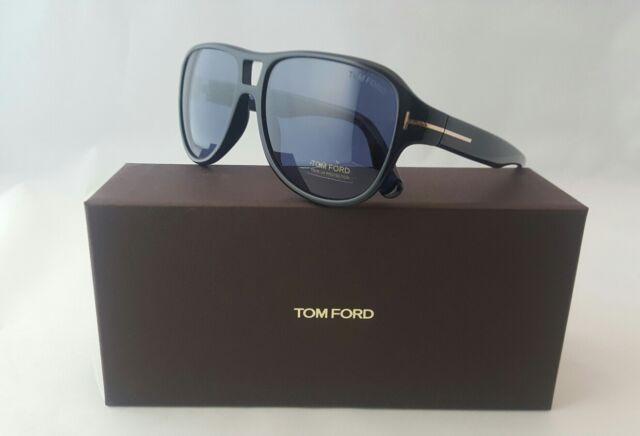 c07c1841115 Tom Ford Sunglasses Men TF 446 Black 01v Dylan 57mm for sale online ...