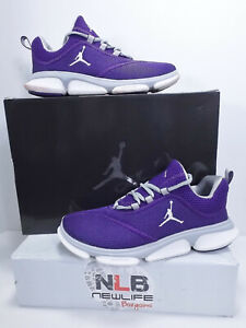 074a0d30b07f Nike Jordan RCVR 487117 503 Club Purple White Wolf Grey Men Size 7 ...