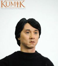 "Kumik KM13-41 1:6 Male Man Jackie Chan Head F Phicen 12"" Action Figure Body"
