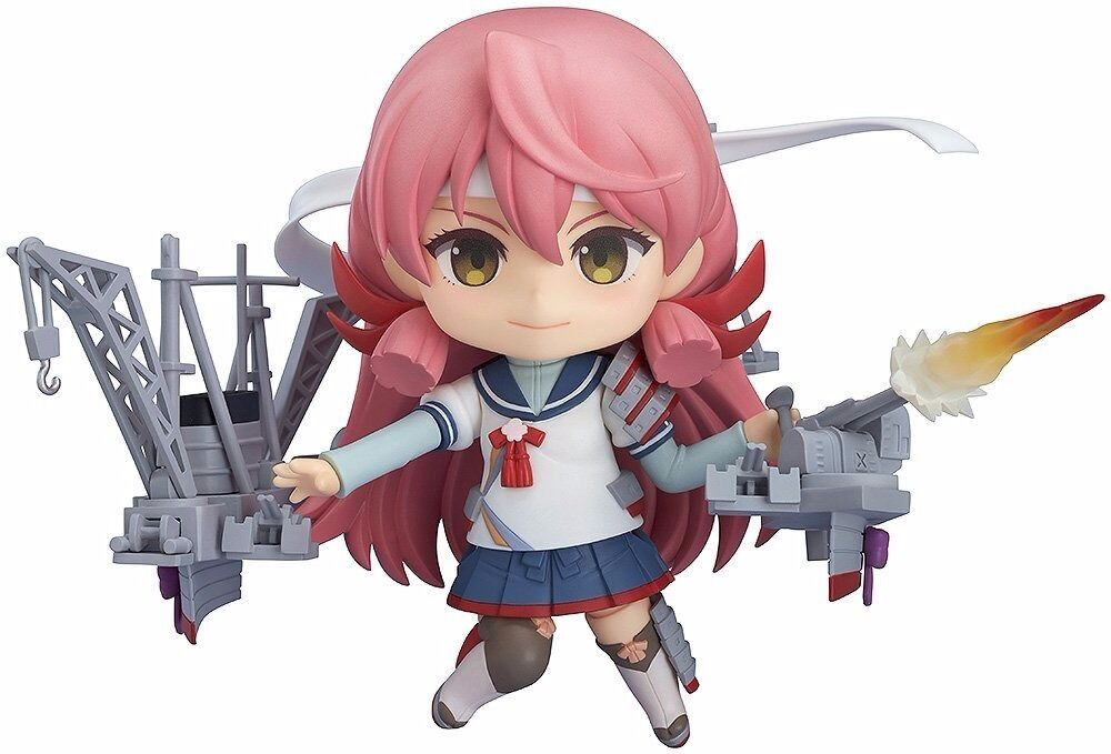 Nendoroid 603 Kantai Collection KanColle AKASHI KAI Figure Good Smile Company