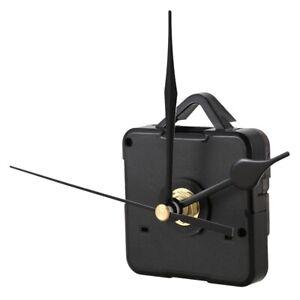 noir-DIY-Mouvement-d-039-horloge-Quartz-Mouvement-silencieux-Mecanisme-Outil-de-H3G9