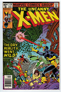 X-MEN #128 9.2 BYRNE ART OFF-WHITE PAGES BRONZE AGE