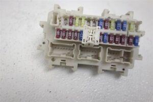 11 12 infiniti G25 CABIN FUSE BOX, 2.5L 24350-1NF0B | eBayeBay