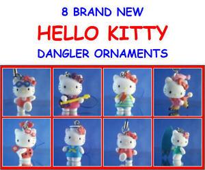 NEW Sanrio HELLO KITTY Charmlite Sparkle /'n Glow Charm Lite Light up Character