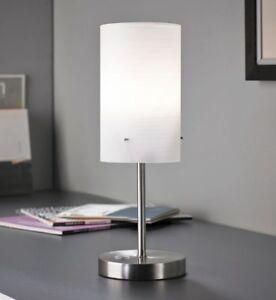 led beistelleuchte nachttischlampe leselampe tischlampe stehlampe leselicht t90 ebay. Black Bedroom Furniture Sets. Home Design Ideas