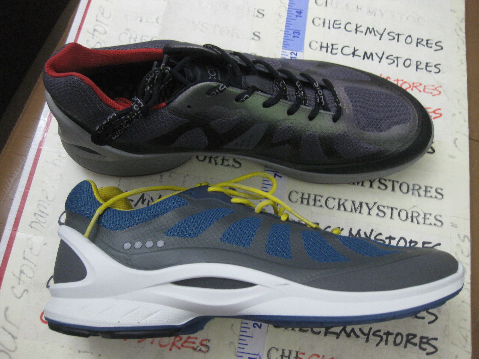 NEW  ECCO 837504 Biom Fjuel Racer COMFORT ATHLETIC SHOES CHOOSE SIZES-COLORS