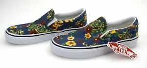 Vans-Donna-Sneaker-Slip-On-Scarpe-Casual-Free-Time-Code-Classic-Slip-on-zmrf-6C