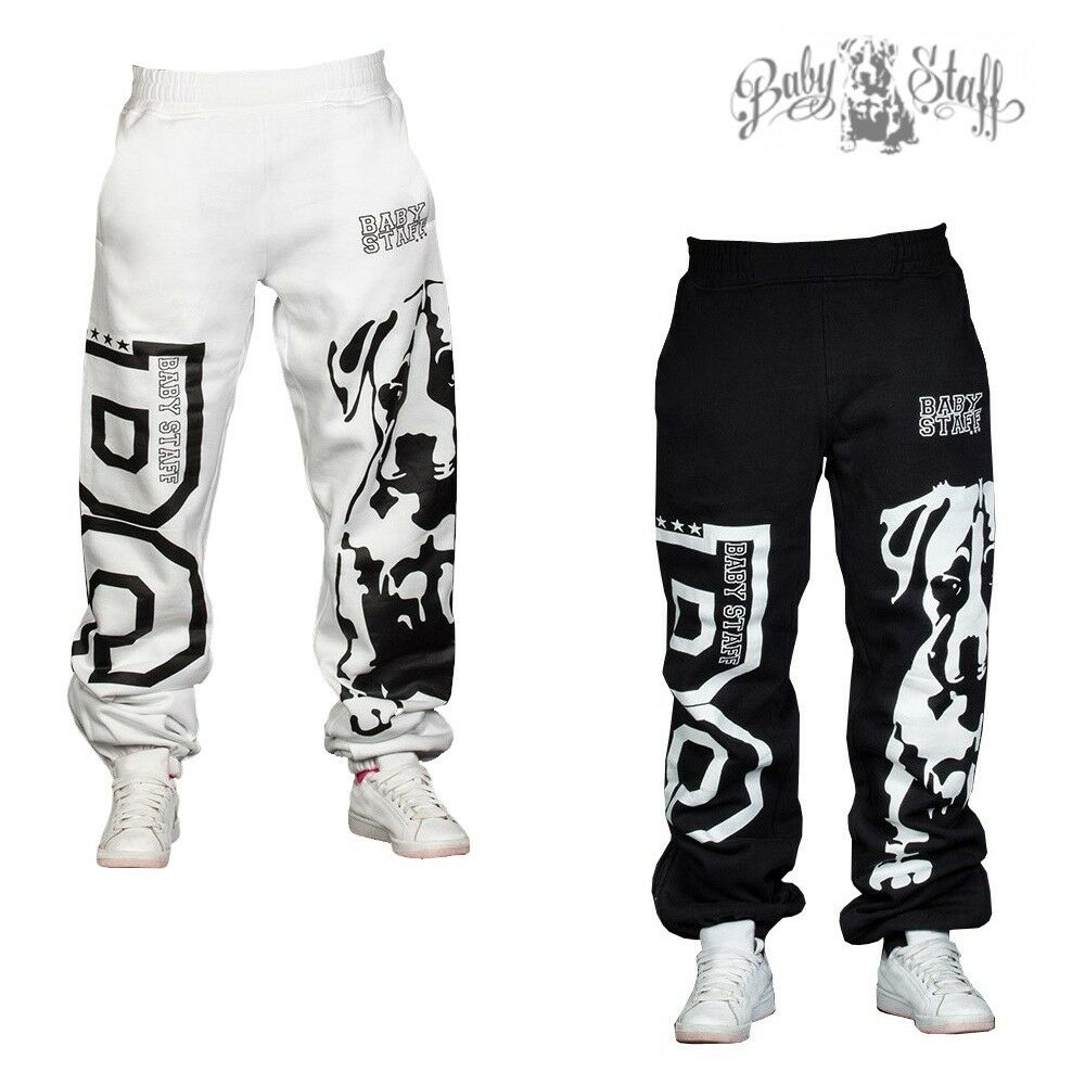 Babystaff Sweatpants Puppy Women Girl Jogging Pants Puppy Dog Xs S M L XL New
