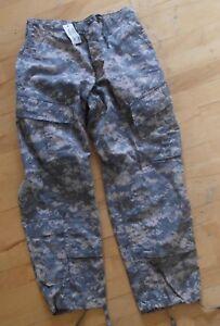 f3467c26caf3 USGI Army ACU Digital BDU Combat Pants Flame Retardant Size Small X ...