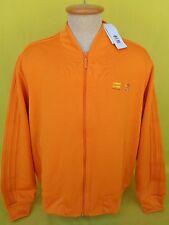 Adidas X Pharrell Williams LIMITED EDITION Mono Color Track Jacket Orange XL