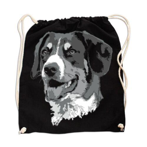 Bauch- & Gürteltaschen Rucksack GYM Bag Turnbeutel Appenzeller Sennenhund Dog Rasse Hütehund Schutzhund