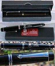 OMEGA penna OLIMPIADI 2008 ORIGINALE NUOVA con scatola per collezionisti