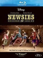 Newsies: 20th Anniversary Edition [blu-ray], New, Free Shipping on sale