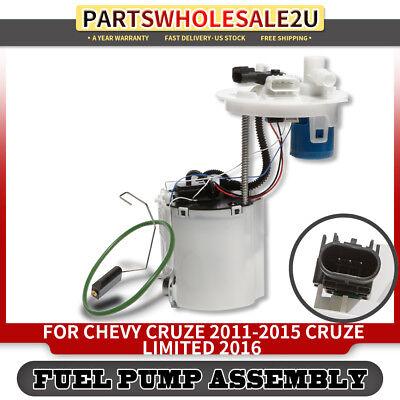 TUPARTS Fuel Pump Module Assembly E4034M Compatible with 2011-2015 Chevrolet Cruze 1.4L