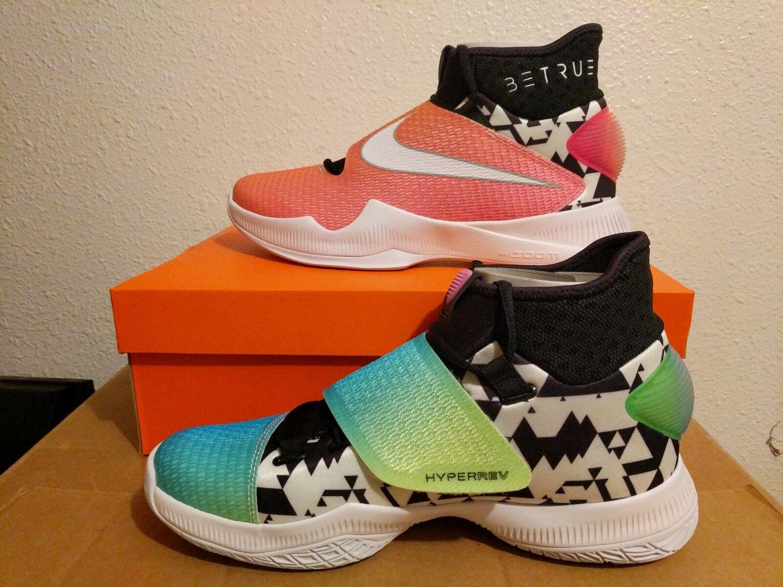 09 RARE Nike Hyperrev 2016 Be True