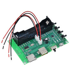 1pcs Bluetooth Power Amplifier Board Pam8403 Stereo Amp Usb 18650 Battery Power