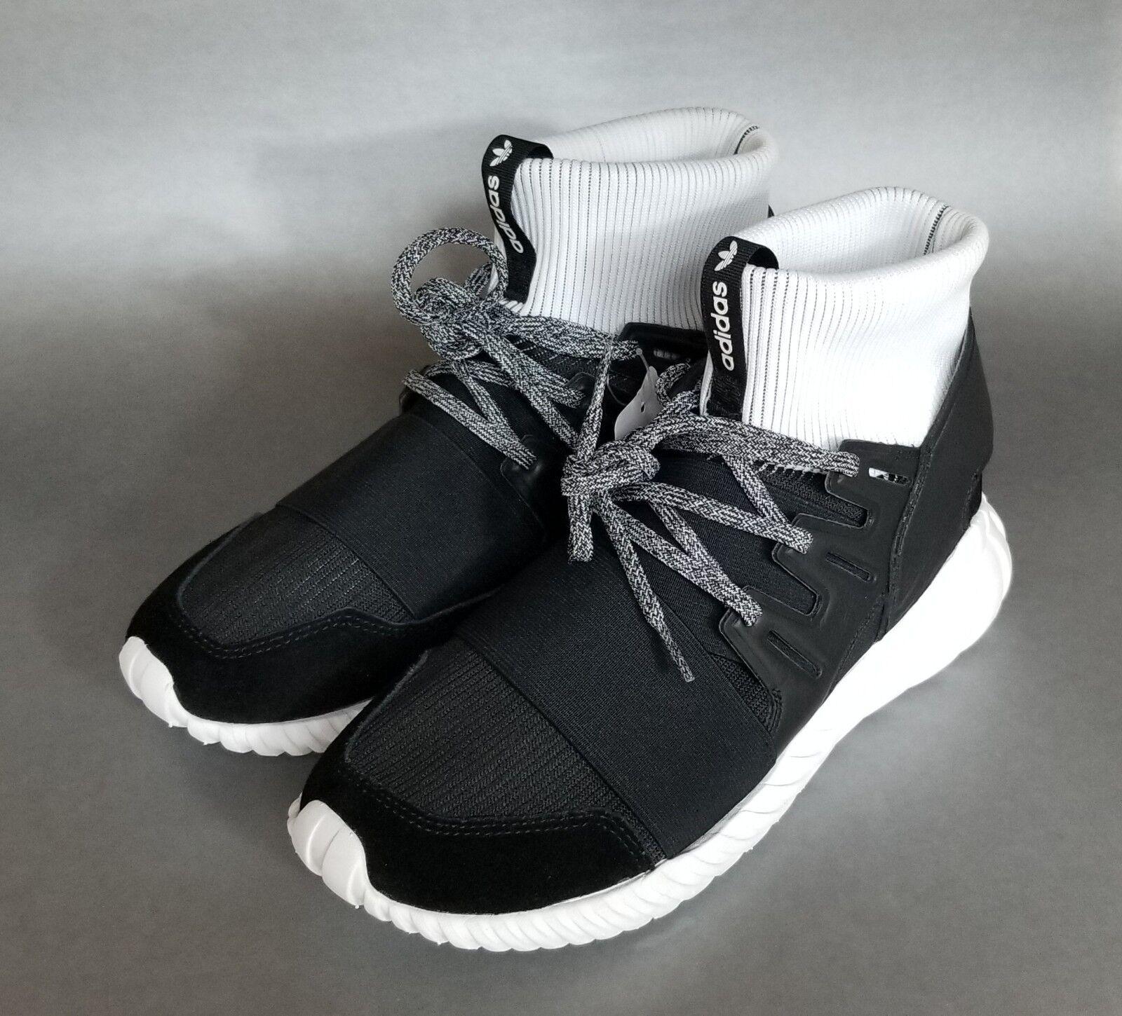 ADIDAS Tubular Doom Black White Ver. BA7555 Men's shoes Size 8, 9 or 11.5 New