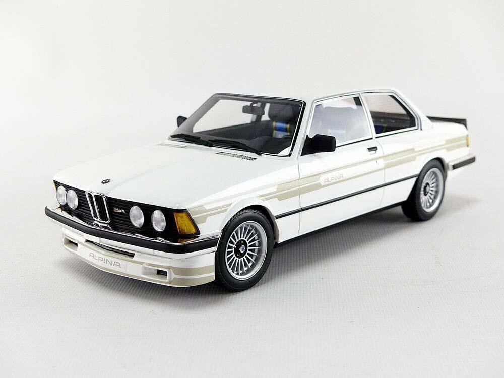 BMW 323 C1 2.3 ALPINA 1983 E21 blanc LS COLLECTIBLES  LC020B 1 18 RESINE 250 PCS  magasiner en ligne aujourd'hui