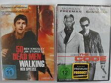 Spitzel & Diebe Sammlung - 50 Dead Men Walking & The Code - Morgan Freeman