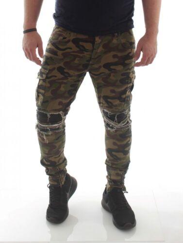 Cargo Warrior Vsct Customized Hose Clubwear ZTx7qYA