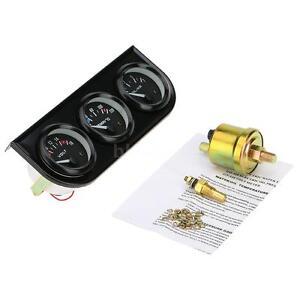 2-034-52mm-LED-Car-Motorcycle-Oil-Pressure-Water-Temp-Gauge-Sensor-Voltmeter-3-in-1