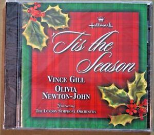 Tis The Season Christmas music CD Vince Gill Olivia Newton-John London Symphony