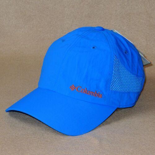 Hiking//Travel Hat Columbia Tech Omni-Shade UPF50 Omni-Wick Baseball Cap NWT!