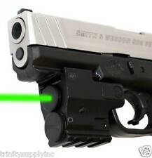 Green Dot Laser Gun Sight For S&W Smith Wesson 1911 M&P SD9 Pistol.
