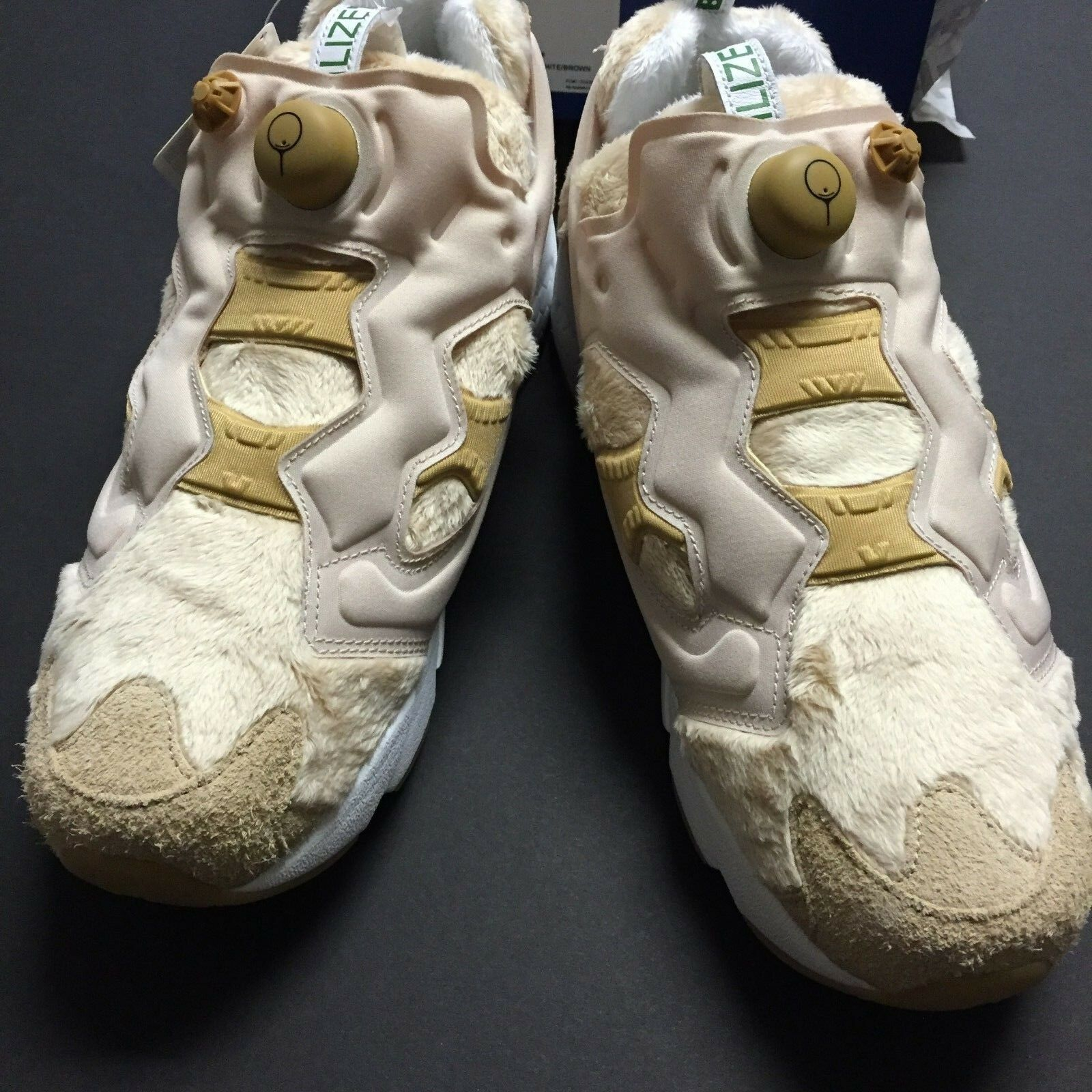 3fbf01fd Reebok Instapump Fury OG Disney JB Jungle Book AQ9213 Animal Print Size 9.5  US for sale online | eBay