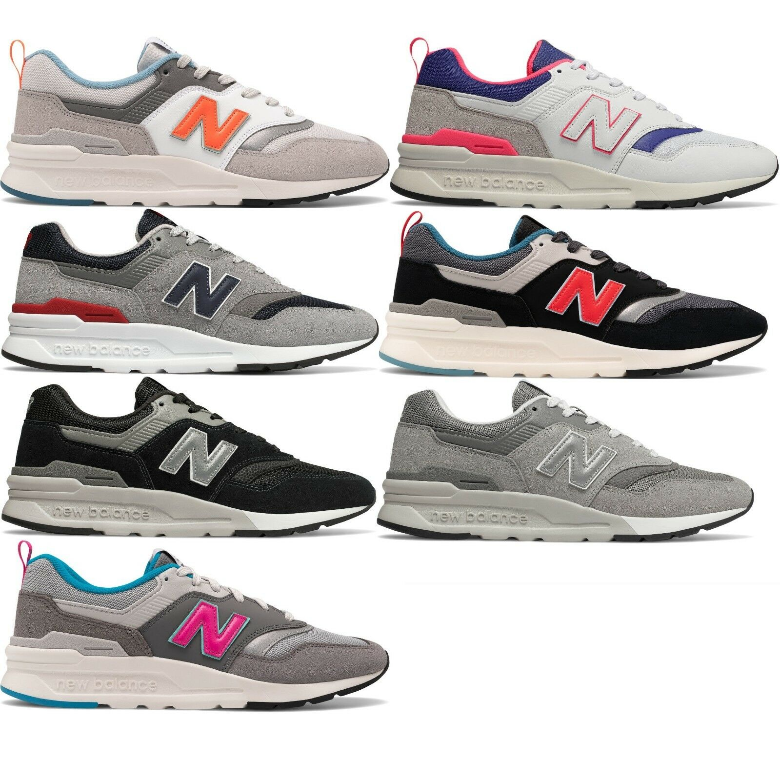 New Balance 997H Men's Sneakers Sport Style Comfy shoes
