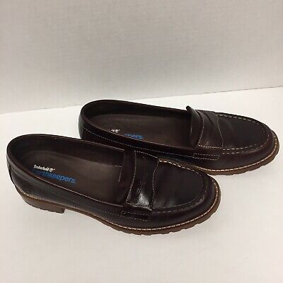 Timberland Slippers Delma Penny Loafers Moccasins Women's