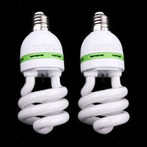 führte Glühlampe 220V 36W 40W E27 UV-UV-Spirale energiesparendes blackLight X ZV