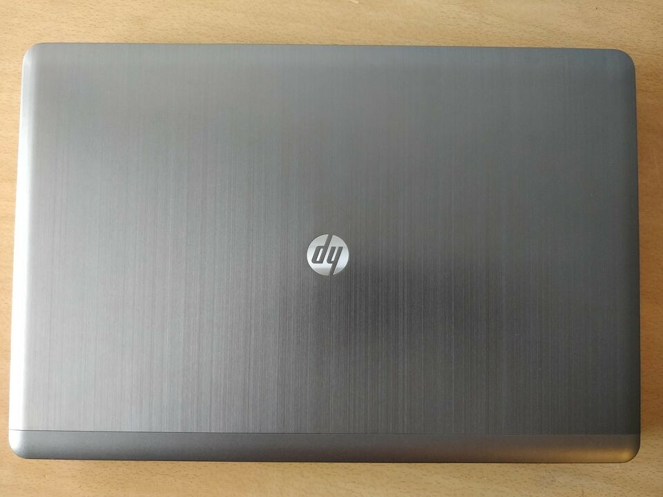 HP ProBook 4540s, Intel i5 - 2450M GHz, 4 GB ram