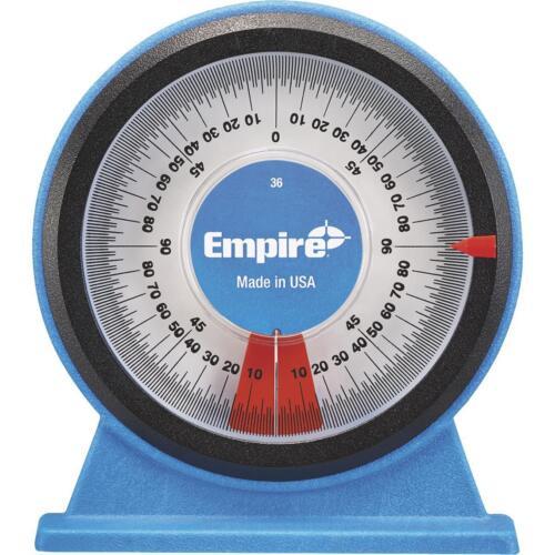 Empire Lrg Magnetic Protractor